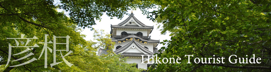 Hikone Castle in Summer